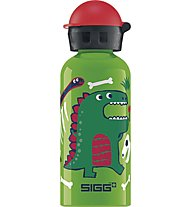 Sigg Dino 0,4 L - Borracce, Green/Red