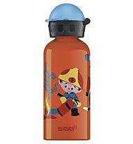 Sigg Fire 0,4 L - borraccia - bambino, Red