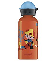 Sigg Fire 0,4 L - Trinkflasche, Red