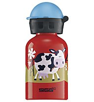 Sigg Fun 0,3 L - Trinkflasche, Red