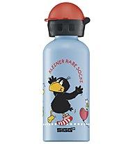 Sigg Kleiner Rabe 0,4 L - Trinkflasche, Kleiner Rabe Socke