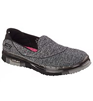 Skechers Go Flex - Trainingsschuh - Damen, Black