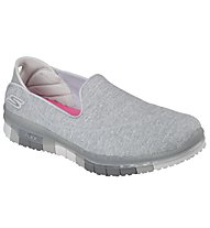 Skechers Go Flex Walk - scarpe fitness - donna, Grey