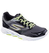 Skechers Go Run Vortex - Scarpe da Ginnastica, Black/Lime