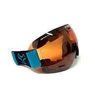 Ski Trab Aero 2 - Skibrille, Orange