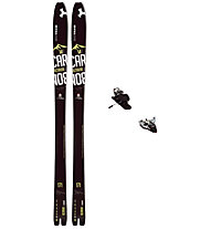 Ski Trab Set Altavia Carbon: Tourenski+Bindung