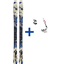 Ski Trab Altavia Light Set: Ski + Bindung