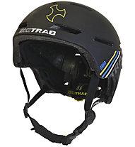 Ski Trab Gara - casco scialpinismo, Black/Yellow