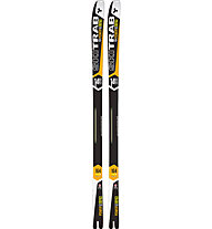Ski Trab Gara Aero Powercup - sci da scialpinismo, Black/Orange/White
