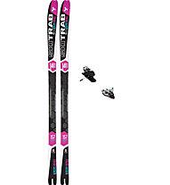 Ski Trab Set Gara Aero WC WMN Flex 60: Ski + Bindung