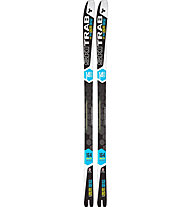 Ski Trab Gara Aero World Cup Flex 70 - Tourenski, Black/Blue/White