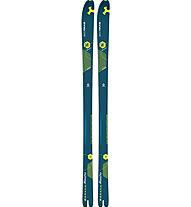 Ski Trab Maestro -  Skitourenski, Dark Blue/Yellow