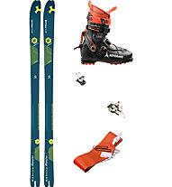 Ski Trab Skitourenset Speed M: Ski + Bindung + Felle + Tourenschuhe