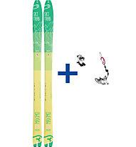 Ski Trab Maximo Set: sci + attacco