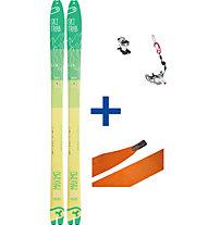 Ski Trab Ski Trab Maximo Set: sci+ attacco + pelli