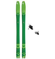 Ski Trab Maximo 70 - Tourenski Set: Ski + Bindung