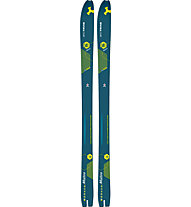 Ski Trab Mistico - Tourenski, Dark Blue/Yellow