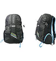 Ski Trab Mountain - zaino scialpinismo, Black/Light Blue