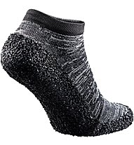 Skinners Scarpe calzini, Grey