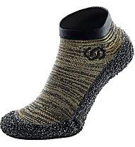 Skinners Sockenschuhe - flexible Fußbekleidung, Green