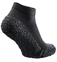 Skinners Sockenschuhe - flexible Fußbekleidung, Black