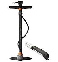 SKS Air X-Press Control - pompa bicicletta, Black