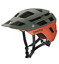 Smith Forefront 2 MIPS - casco bici mtb, Red/Grey