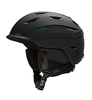 Smith Level - Skihelm, Matte Black