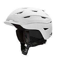 Smith Level - casco sci, Matte White