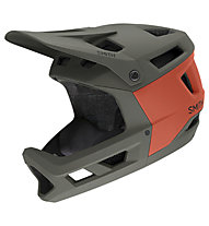 Smith Mainline MIPS - casco enduro/downhill, Grey/Orange