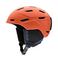 Smith Mission - casco sci, Orange