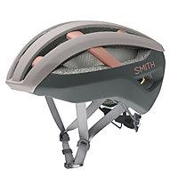 Smith Network MIPS - Radhelm, Green/Grey