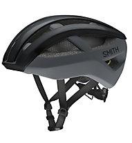 Smith Network MIPS - Radhelm, Grey/Black