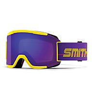 Smith Squad ChromaPop - maschera sci, Yellow