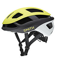 Smith Trace MIPS - Radhelm, Black/Yellow