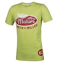 Smith & Miller Wing T-Shirt, Green