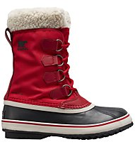 Sorel Winter Carnival - stivali doposci - donna, Red