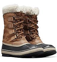 Sorel Winter Carnival - stivali doposci - donna, Brown