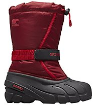 Sorel Youth Flurry - Après-Ski Stiefel - Kinder, Red