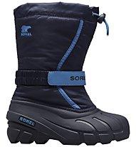 Sorel Youth Flurry - Après-Ski Stiefel - Kinder, Blue