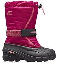 Sorel Youth Flurry - Après-Ski Stiefel - Kinder, Pink