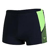 Speedo Dive Asht AM - Badehose - Herren, Blue/Green
