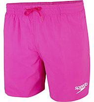 """Speedo Essential 16"""" Watershort - Badehose - Herren, Pink"""