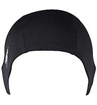 Speedo Polyester Cap - Badekappe, Black