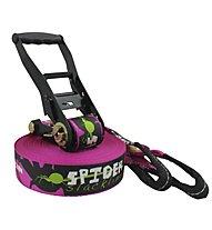 Spider Slacklines Pro Line 20, Pink