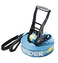 Spider Slacklines Training Line 18 - slackline, Azur