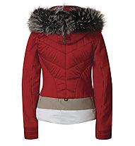 Sportalm Kitzbühel Brighton - giacca da sci - donna, Red