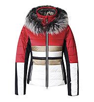 Sportalm Kitzbühel Destiny - Skijacke - Damen, Red/White