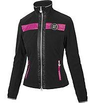 Sportalm Kitzbühel Lina - giacca in pile - donna, Black