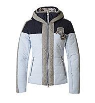 Sportalm Kitzbühel Lucha Damen-Skijacke, Light Blue/Blue